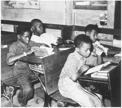 Schools - Segregation in Education in the 1930s